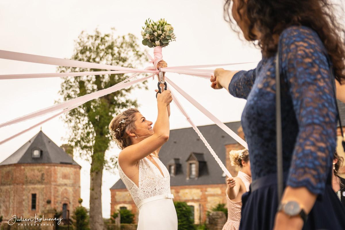 photographe-mariage-ceremonie-ruban