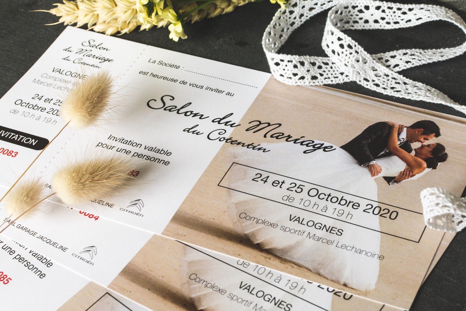 Salon du mariage du Cotentin 2020